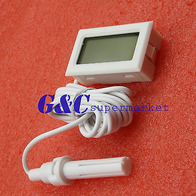 Mini Digital Indoor LCD Thermometer Hygrometer Gauge Temperature Humidity Meter
