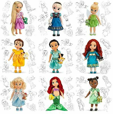 New Disney Store Film Character Animators Collection Doll 38cm Tall Age 3+