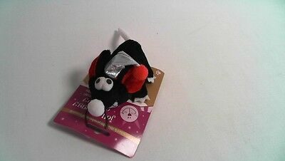 Jolly Moggy Festive Cat Toy - Black Christmas Mouse #34L264
