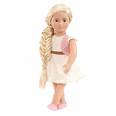 Our Generation : Phoebe Hairgrow Doll (From Hair to There)