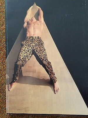 VERSACE CATALOG  HOT  GAY  MEN MALE MODELS LISTING 3 Autumn/Winter 1991/1992