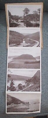 1920s Elan Valley, nr Rhayader.( Post Card / Letter Card).