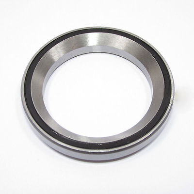 "30.15x41.8x6.5mm 45°x45° 2RS ACB Angular Contact Bearing For 1-1/8"" Headsets"