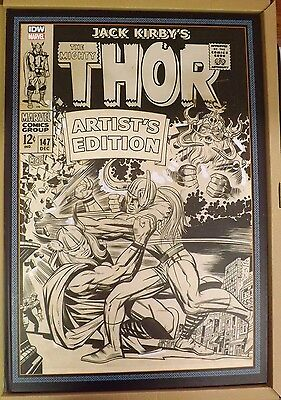 Jack Kirby's Mighty Thor Artist's Edition HC