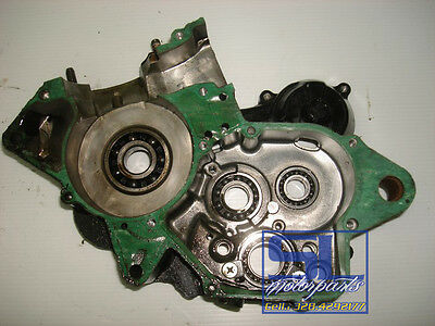 Carter Centrale Destro Honda Cr Cre 125 Right Crankcase Crank Case 1989 1992