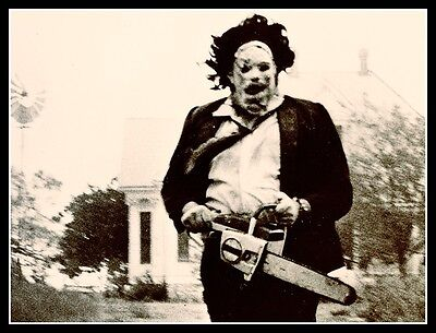 Texas Chainsaw Massacre STICKER. Leatherface, For your bong. 3.25 x 2.5 inch