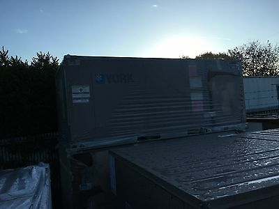 3 Ton York Sunline Packaged Rooftop Heat Pump 208/230 Volt Single Phase