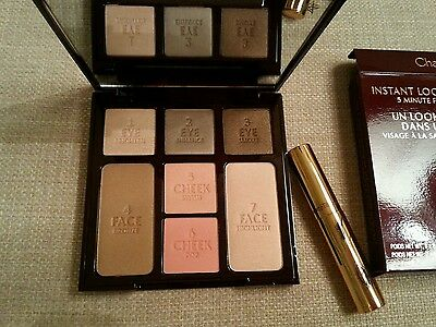 Charlotte Tilbury Instant Look In A Palette SEDUCTIVE BEAUTY & Mascara SOLD OUT