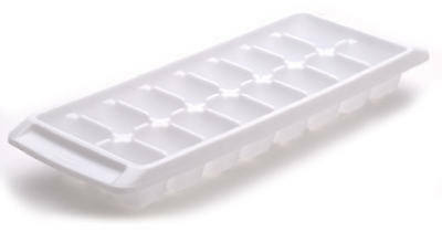 Servin' Saver Deluxe Ice Cube Tray-WHITE ICE CUBE TRAY