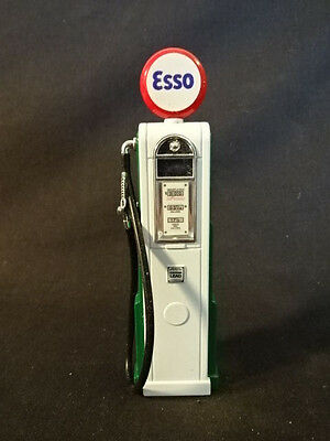 Collectible Miniature ESSO Gas Gasoline Pump #98611