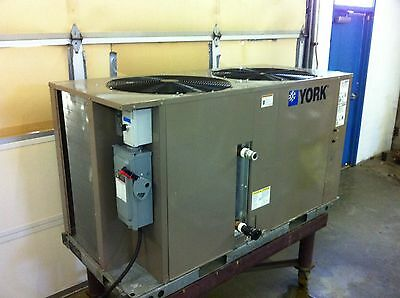 York 7.5 Ton Heat Pump Chiller Module, 460 volt