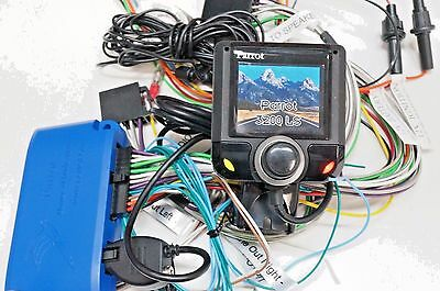 Parrot 3200-LS  Color Hands-free Bluetooth Car Kit USED