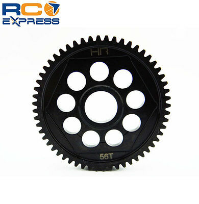 Hot Racing Axial RR10 Bomber Steel 56t Spur Gear 32p SYET256T