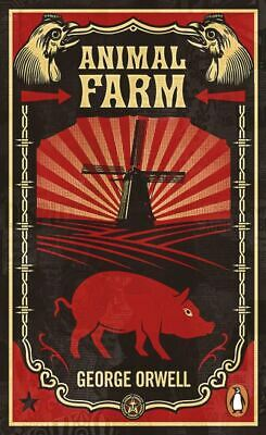 Animal farm: a fairy story by George Orwell (Paperback)
