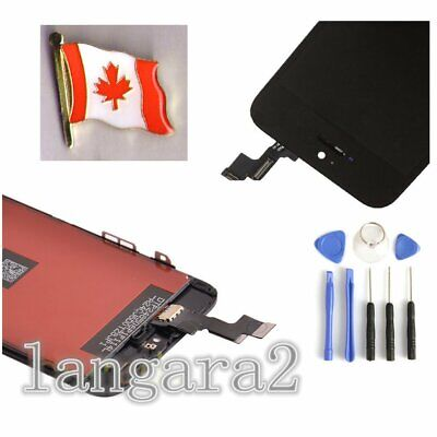 Replacement LCD Display Touch Screen Digitizer Assembly for iphone 5S Black CA