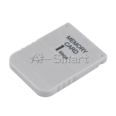 Memory Card For Playstation 1 One PS1 PSX Game useful practical Affordable