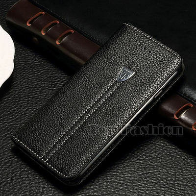 New Luxury Magnetic Flip Stand Cover Wallet Leather Case For Samsung Galaxy