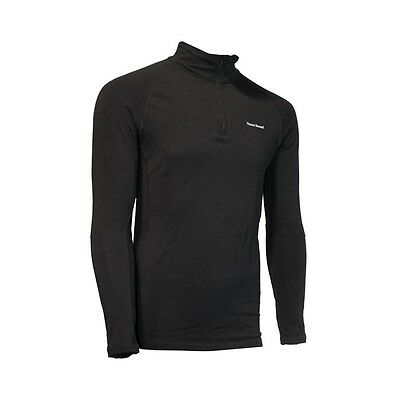 Nature Bound Men's L/S Bamboo Baselayer 1/4 Zip