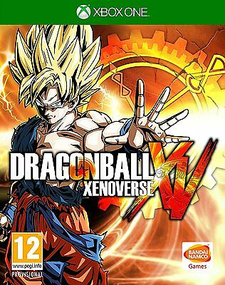 Dragon Ball Xenoverse Videogame For Xbox One Games Console New Sealed