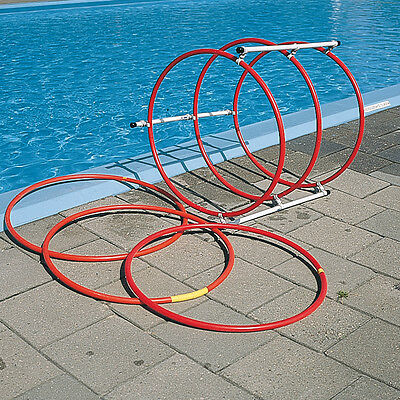 Children Underwater Fun Game Heavy Weighted Swimming Pool Hoop 760mm One Only