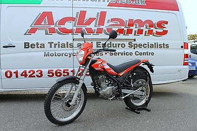 2017 Beta Alp 200cc 4T Trail Bike (Red) (*Finance & UK delivery available*)