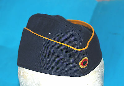 German Air Force Garrison Forage Cap With Badge.