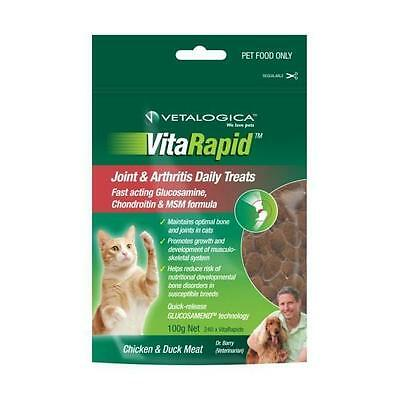 VitaRapid Cat Joint/Arthritis Treat 100g