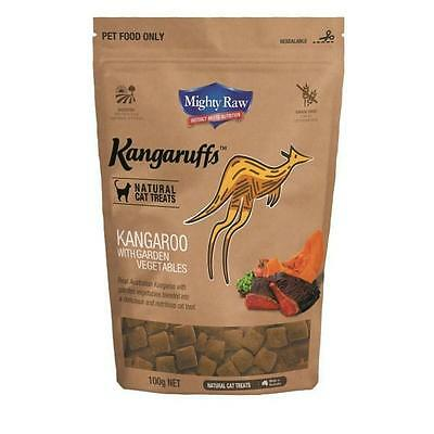 Kangaruffs Cat - Kangaroo with Veg 100g