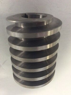 "Boston Gear HL1066 Worm Gear, 14.5 Degree Pressure Angle, 0.625"" Bore 10 Pitch"