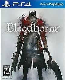 Bloodborne - Sony Playstation 4 Game - Complete