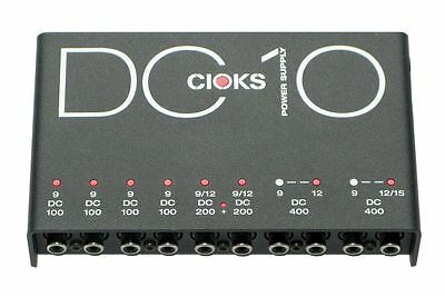 Brand NEW Cioks DC-10 regulated & isolated pedal power supply