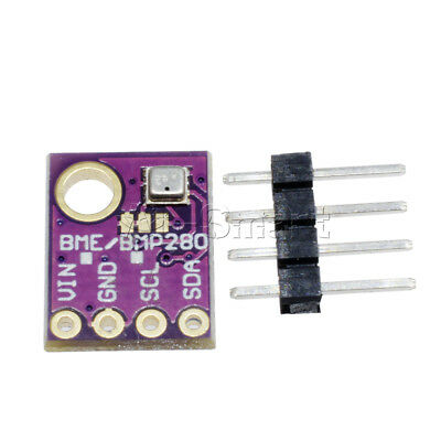 Digital BME280 Breakout Humidity Temperature Barometric Pressure Sensor Module A