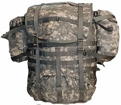 Rucksack Backpack MOLLE II Large Field Pack Complete  US Military Army Full pack