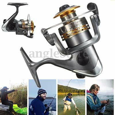 5.2:1 5 Axes 3BB Bobine Moulinet de Pêche Pêcher Interchangeable Fishing Reel