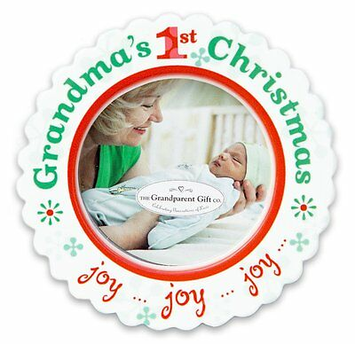 The Grandparent Gift Holiday Grandma's First by The Grandparent Gift Co.XMHO,CXX