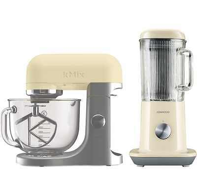 Kenwood KMIX Food Mixer with 5 Litres Bowl Cream New from AO
