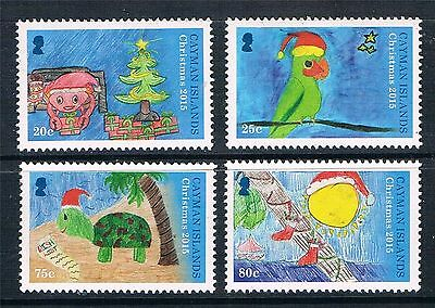 Cayman Islands 2015 Christmas MNH