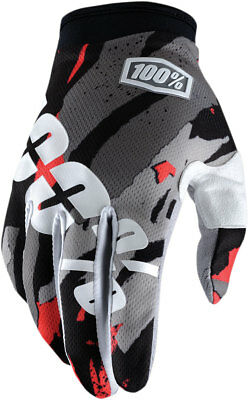 100% MX Motocross ITRACK Gloves (Magemo Camo) Choose Size