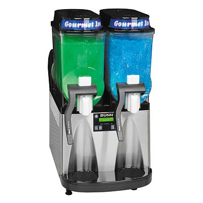 Bunn Ultra 2 SS REFURB Frozen Drink Margarita Slush Machine CALL 4 SHIPPING