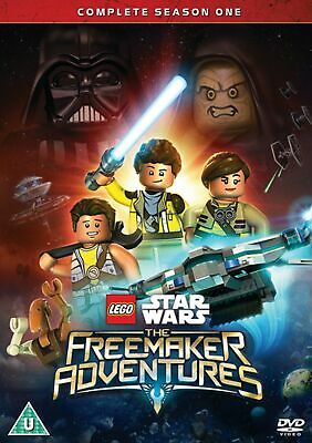 LEGO Star Wars: The Freemaker Adventures - The Complete Season 1 [DVD]