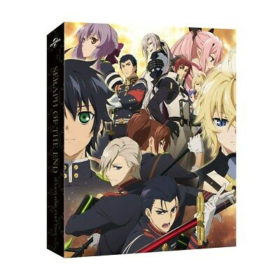 Seraph of The End: Series 1 - Part 2 (Collector`s Edition) [DVD]