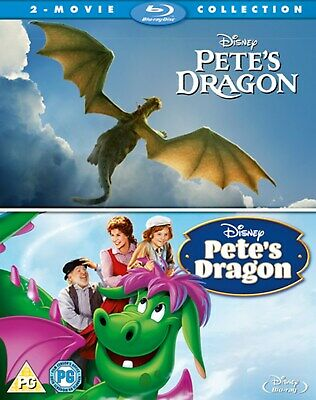 Pete's Dragon: 2-movie Collection [Blu-ray]