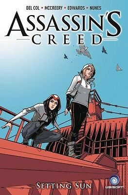 ASSASSINS CREED VOLUME 2 SETTING SUN GRAPHIC NOVEL New Paperback