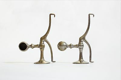 antique bathroom shelf brackets antique towel holder bar victorian art deco vtg • CAD $497.70