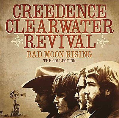 Creedence Clearwater Revival~ Bad Moon Rising New Cd Very Best Of Greatest Hits