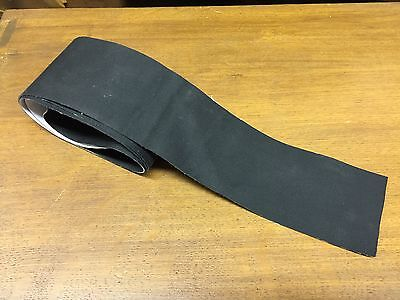 "Bellows Cloth Strip 3"" x 55"" For Player Piano Mandolin Rail Curtain Repair"