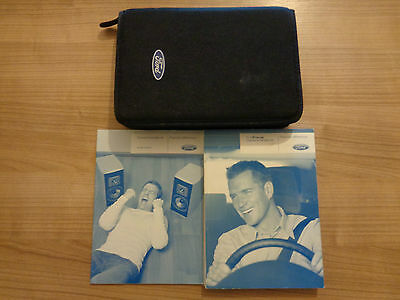 Ford Focus Owners Handbook/Manual and Pack 04-08