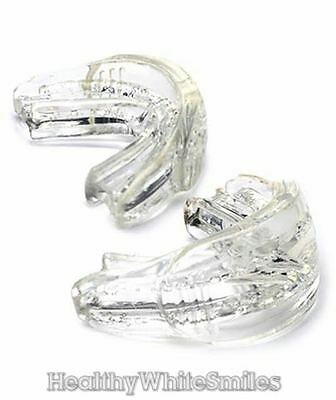 Stop Snoring Oral Mouthpiece Guard Anti Snore Sleep Apnea Teeth Grinding Bruxism