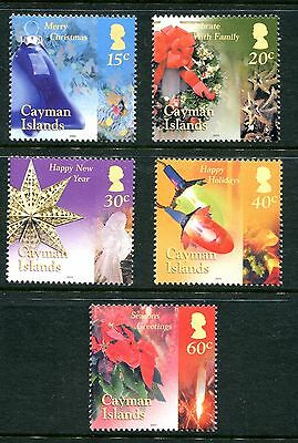 Cayman Islands 2003 Christmas MNH