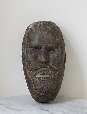 Antique NEPAL ritual mask, shamanism